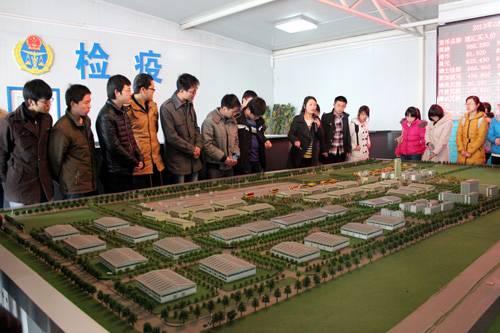 理工大学师生到傅山进行社会实践图片